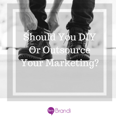 Should You DIY or Outsource Your Marketing?