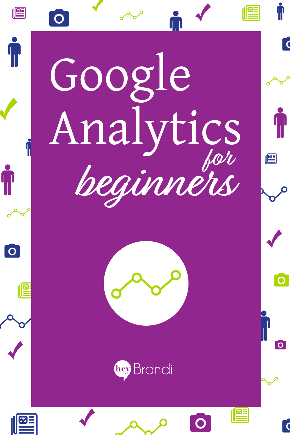 Google Analytics is a key tool tool to understand how people are using your website. Learn the basics of setting up Google Analytics in this blog post from HeyBrandi.com