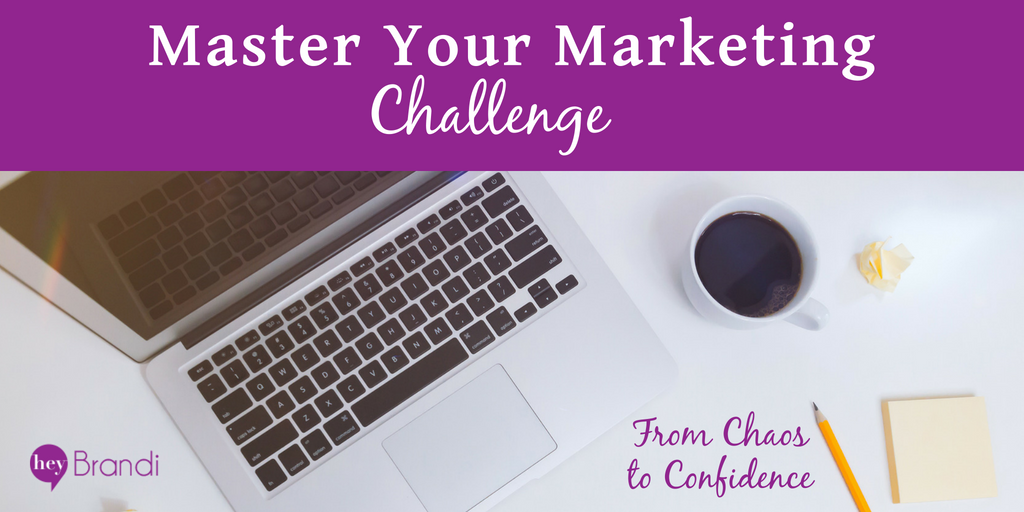 Master Your Marketing Challenge: From Chaos to Confidence