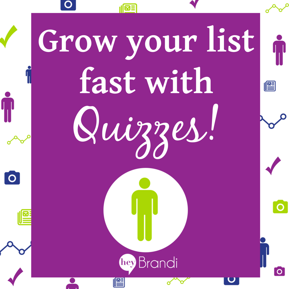 Grow Your Email List with Quizzes