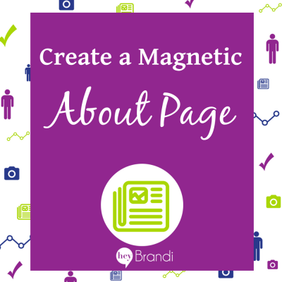 Create a Magnetic About Page
