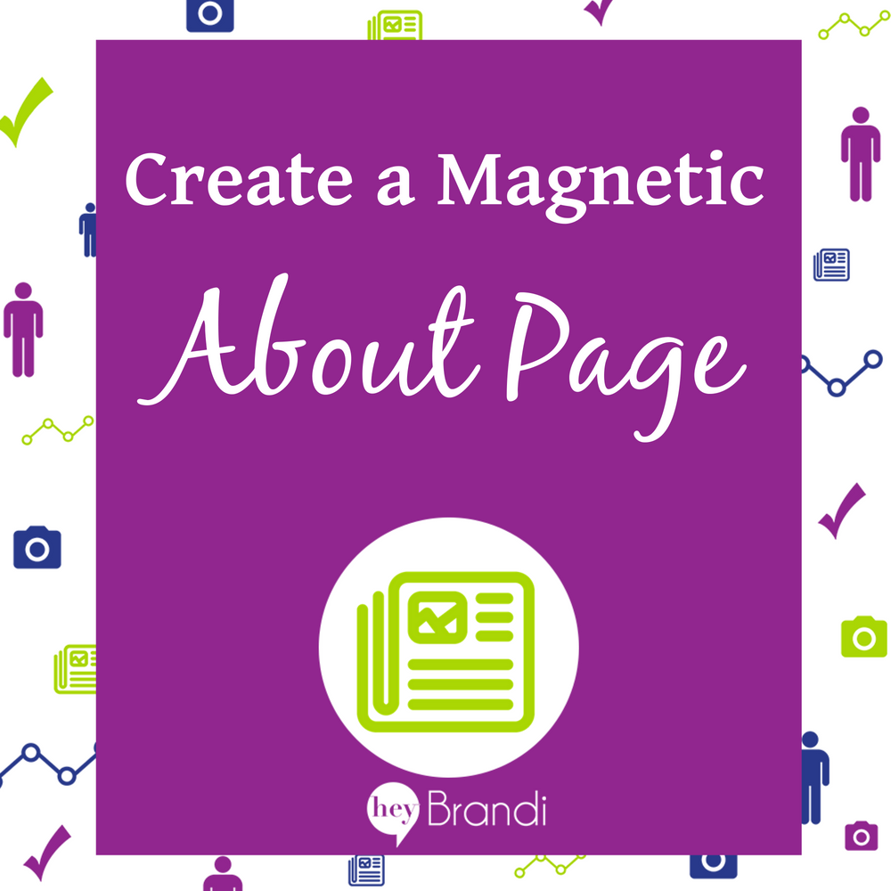 Build a Magnetic About Page