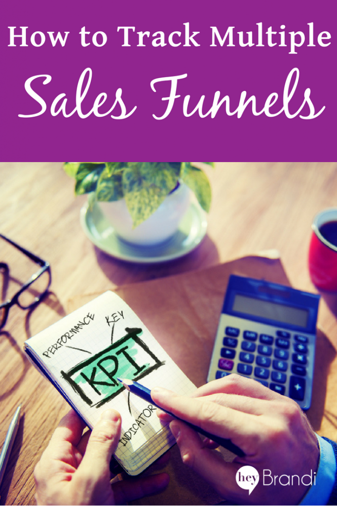 How to Track Multiple Sales Funnels