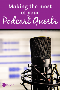 If you've gone through the effort of booking guests on your podcast, you want to maximize your exposure. Get 4 tips you can use today to start getting more engagement with your guest podcast episodes.