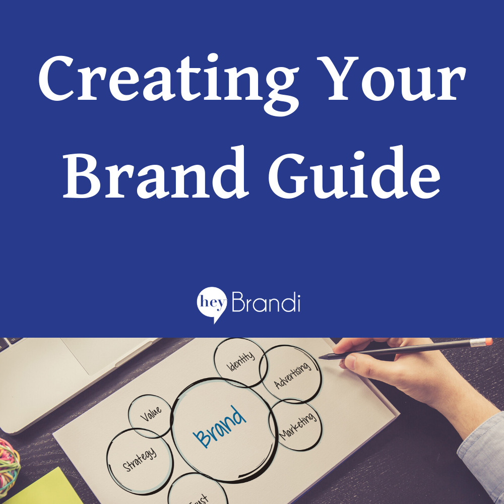 Creating Your Brand Guide