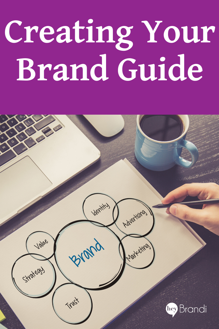 Create Your Brand Guide