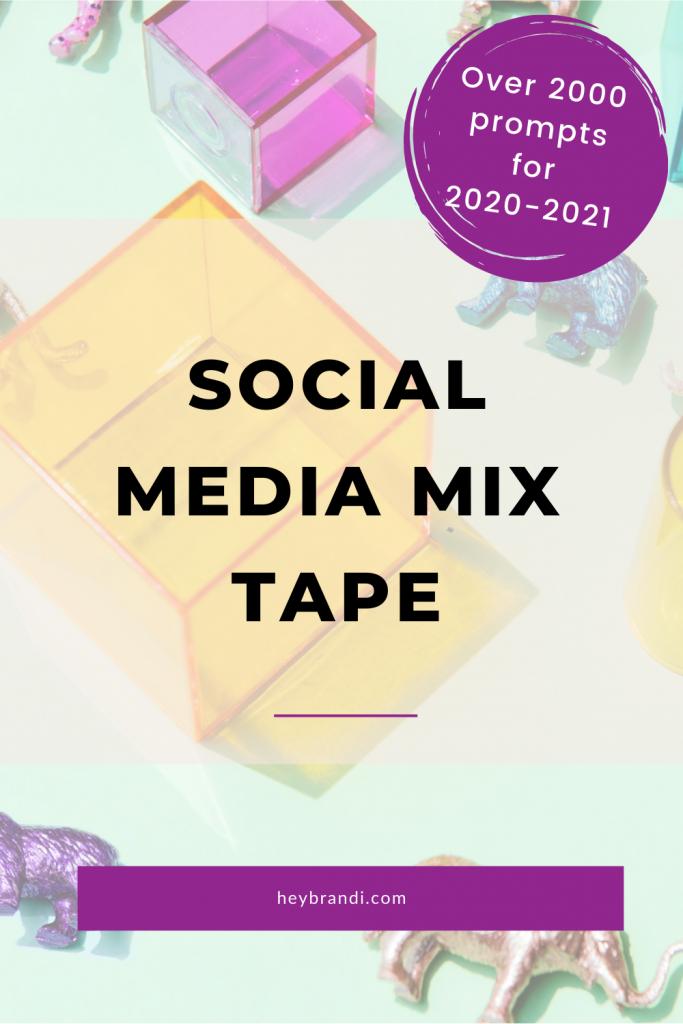 2000+ Social Media Prompts