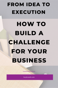 From Idea to Execution: How to Build a Challenge for Your Business
