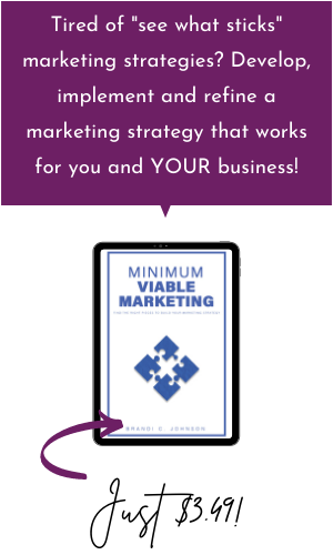 Order Minimum ViableMarketing Now!