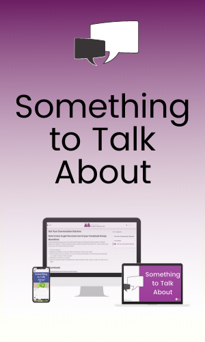 Buy Something To Talk About: 1000 Conversation Starters